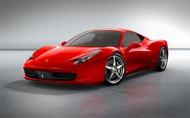 フェラーリ・458イタリアの画像 p1_1