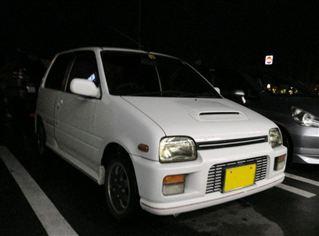 ダイハツ ミラTR-XX